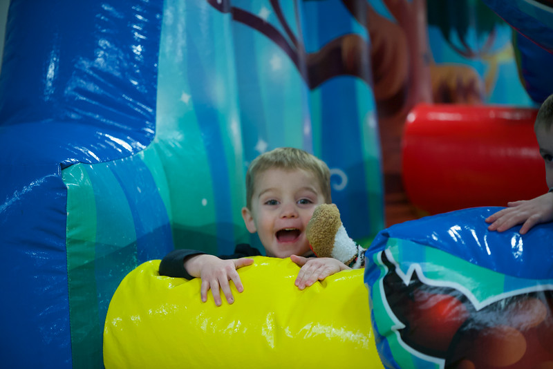Kids World at South Shore Sports Center