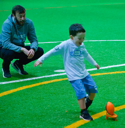 Tots athletic programs at South Shore Sports Center